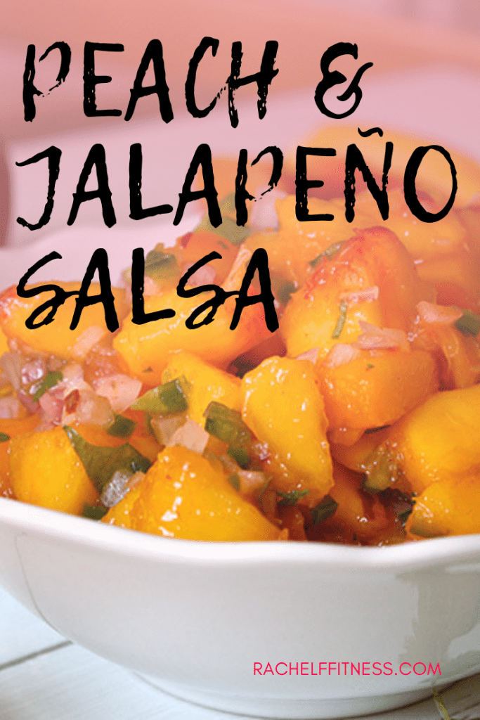 Peach and Jalapeno Salsa recipe