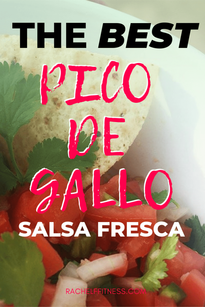 Pico de Gallo Salsa Fresca Recipe