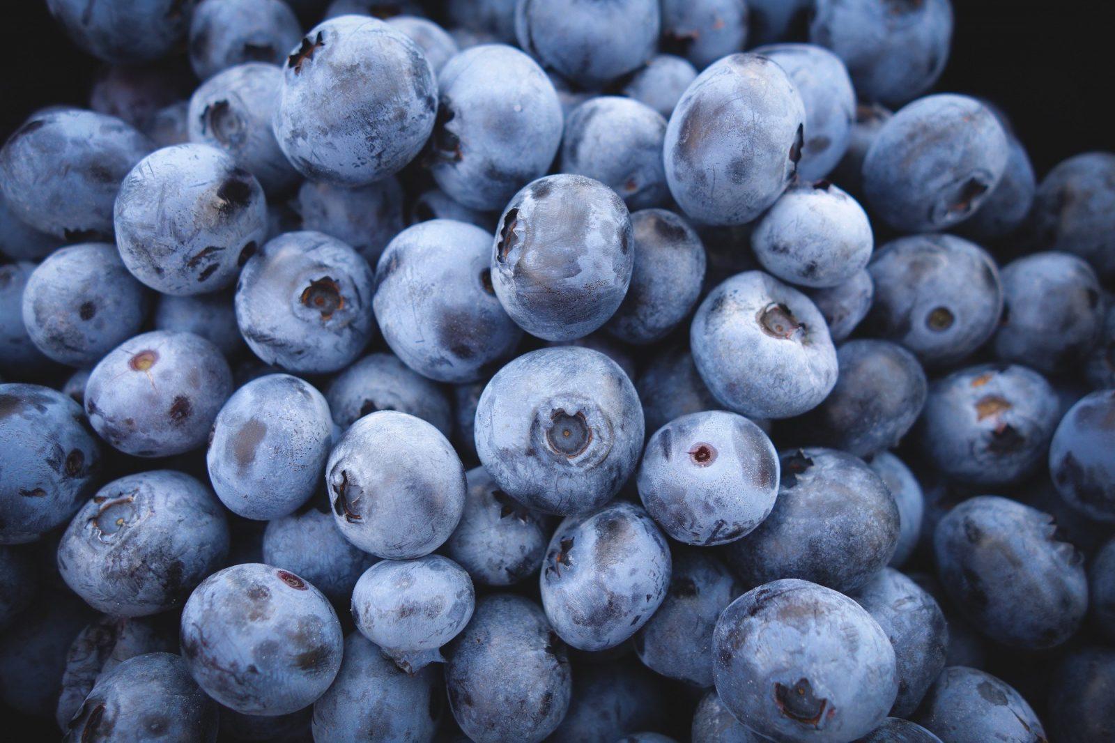 Very Berry Smoothie Recipe - Blueberries