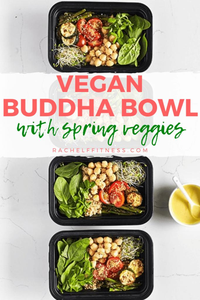 Vegan Buddha Bowl