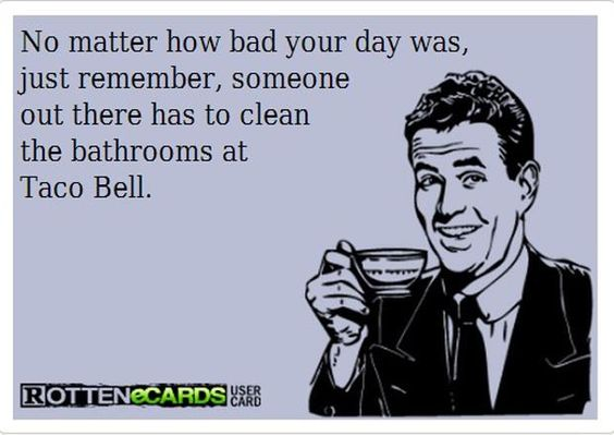 taco bell bathrooms