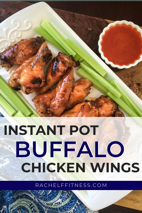 IP Buffalo Chicken Wings